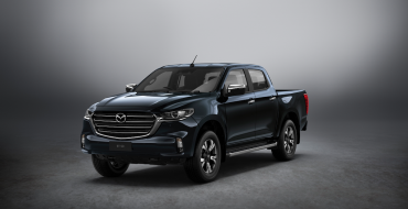 Meet the All-New Mazda BT-50