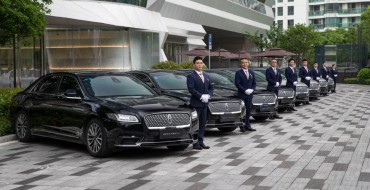 Lincoln, DiDi Partner on New Luxury Chauffeur Experience in China