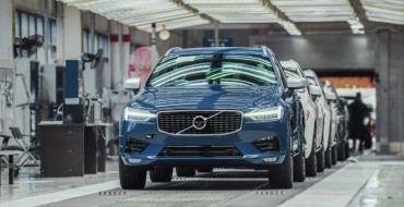 Volvo EV Sales Double in First Four Months of 2020