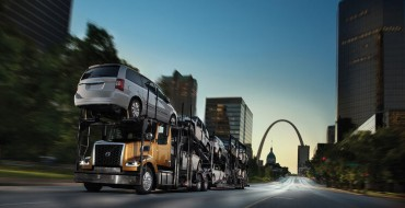 Volvo Auto Hauler is Stronger, More Modern