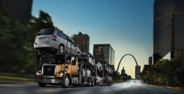 Volvo Auto Hauler is Stronger, More Modern