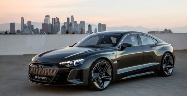A Closer Look at the New Audi e-tron GT