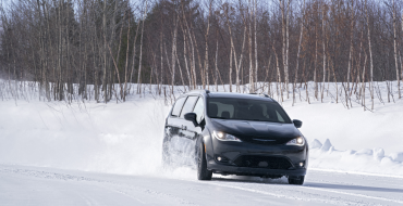 2020 Chrysler Pacifica AWD Launch Edition Is Now Available