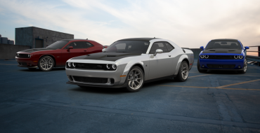 New Dodge Challenger 50th Anniversary Commemorative Edition