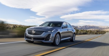 Cadillac CT5 Wins Its Segment in J.D. Power Initial Quality Study