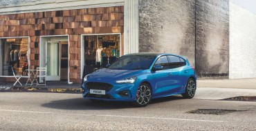 Ford Focus Gets EcoBoost Hybrid Powertrain