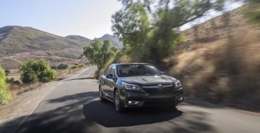 Subaru Legacy Scores Spot on Wards Best UX List