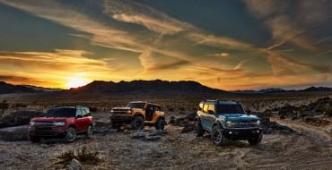 Ford Backs Bronco Nation, Announces Off-Roadeos