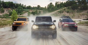 Ford Bronco Named Most Fun SUV of 2021 (Because Duh)