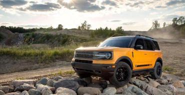 [Photos] Get Ready to Get Wild in the 2021 Ford Bronco Sport