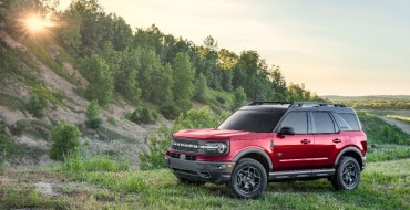 Ford SUVs Start 2021 Strong Thanks to Bronco Sport