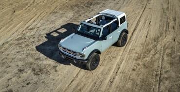 No V8 Option for Bronco, Ford Reps Confirm