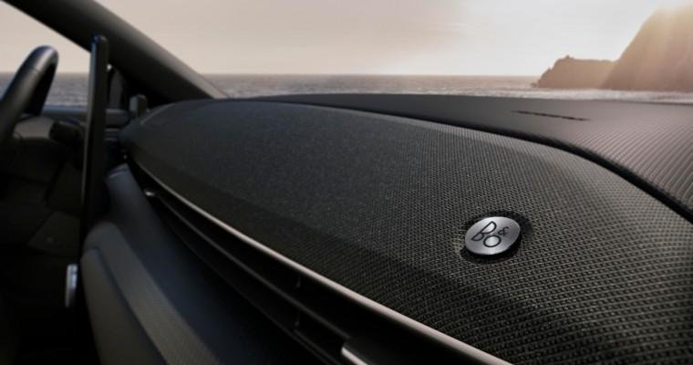 Ford Spotlights Mustang Mach-E's B&O Sound System