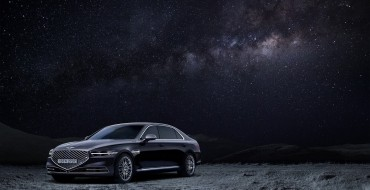 2021 Genesis G90 Adds New Tech, Limited Stardust Edition