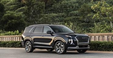 Hyundai Models Rank Highly on Roomiest Midsize SUVs List