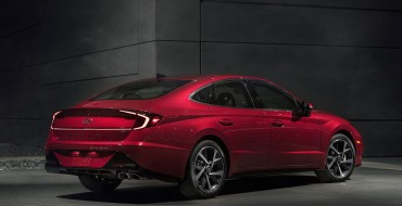 2021 Hyundai Sonata Gets 19-Inch Wheels, New Safety Tech