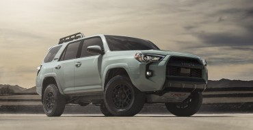 2021 Toyota 4Runner Gets Custom Cooler and Special Edition