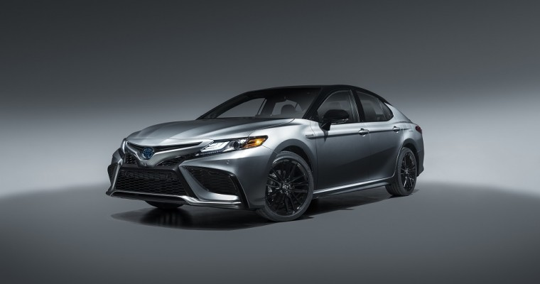 2021 Camry Gets First-Ever Toyota Safety Sense 2.5+