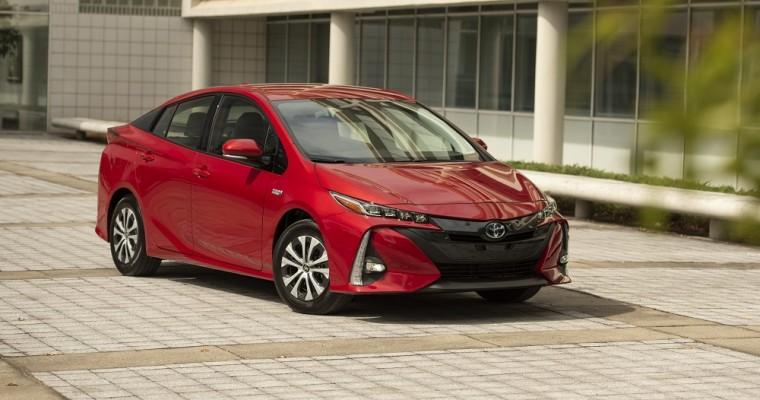 Toyota Reveals 2021 Prius Prime