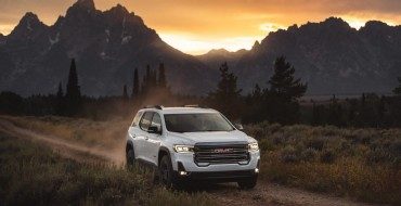Three GM Models Land on Roomiest Midsize SUVs List