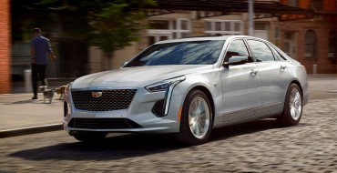 Cadillac CT6 Made Top Luxury Cars List for Q2 2021