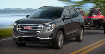 2021 GMC Terrain Overview