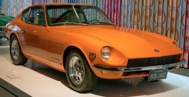 Paying Tribute to the Designer of the Datsun 240Z