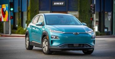 Hyundai Kona Electric Tops 100,000 Sales