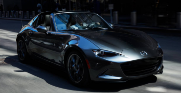 2020 Mazda MX-5 Miata RF Overview