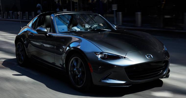 2020 Mazda MX-5 Miata RF Overview
