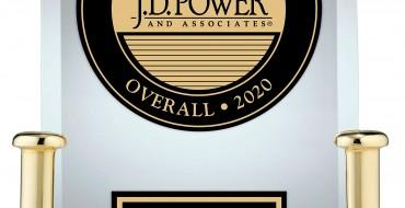 Subaru Earns J.D. Power's 2020 Best Brand Loyalty Award