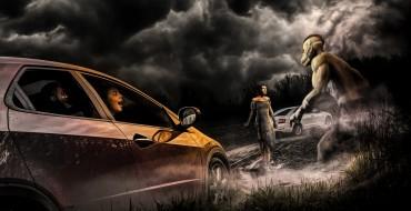 Take a Spooky Sneak Peek at 'The Haunted Road'