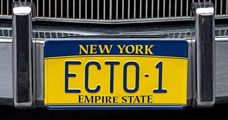 How to Clean Your Car's License Plate