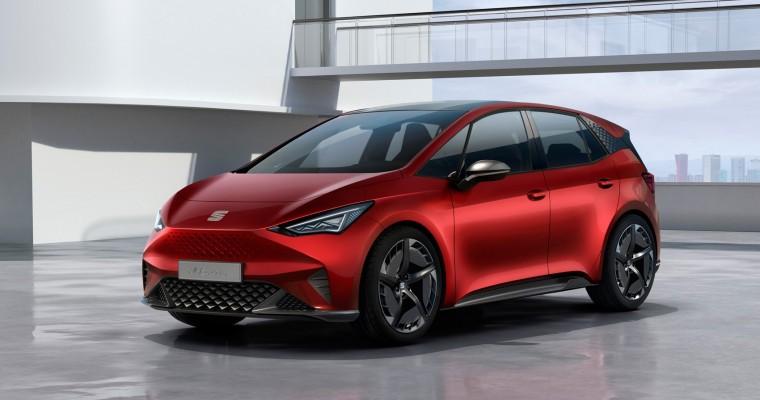 VW's Cupra Brand Launches First EV in Spain