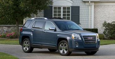 GMC Terrain a 'Best Choice' for Teen Drivers