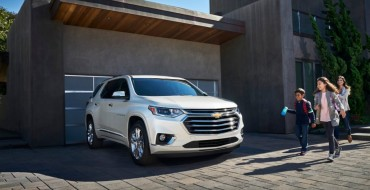 Chevy Traverse Named One of the Quietest Cars of 2020