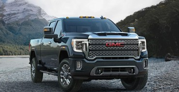 2020 GMC Sierra 1500 Drops Transmission Option