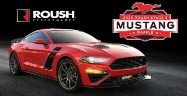 Enter Saddle Up Raffle to Win a Roush Stage 3 Mustang