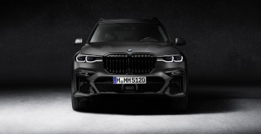 2021 BMW X7 Dark Shadow Edition Already Sold Out in America