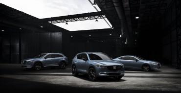 Mazda Investor Presentation Indicates New Powertrains