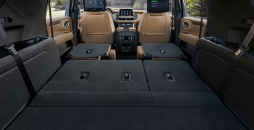 Which Chevrolet Cars and SUVs Have the Most Cargo Space?