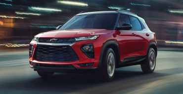 What's New for the 2021 Chevy Lineup?