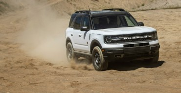 Ford Bronco Sport, Mustang Mach-E Nab Esquire Car Awards