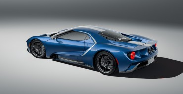 Surprise! Ford GT Studio Collection is Super Limited