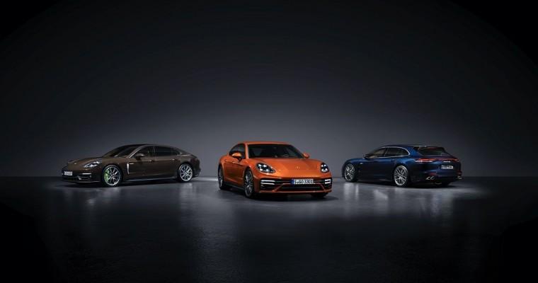 2021 Porsche Panamera Gets Turbo S Model