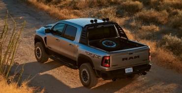 New 2021 Ram 1500 TRX Gains Mopar Accessories