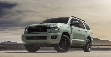 2021 Toyota Sequoia Pricing and Special Edition Announced