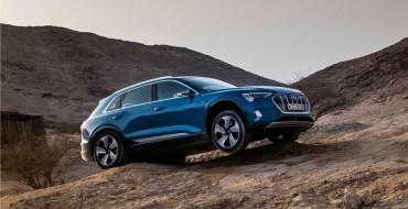 2021 Audi E-Tron SUV Drops Price and Increases Range