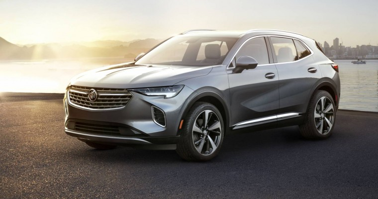 Differences Between the 2021 Buick Encore GX and the 2021 Buick Envision