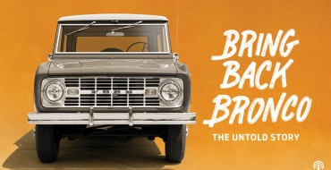 Listen to the First Episodes of the 'Bring Back Bronco' Podcast